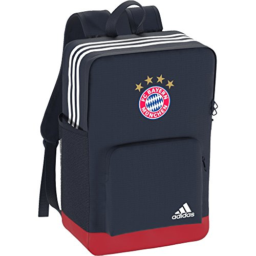 adidas FC Bayern München Rucksack Backpack 17/18 collegiate navy/fcb true red One size