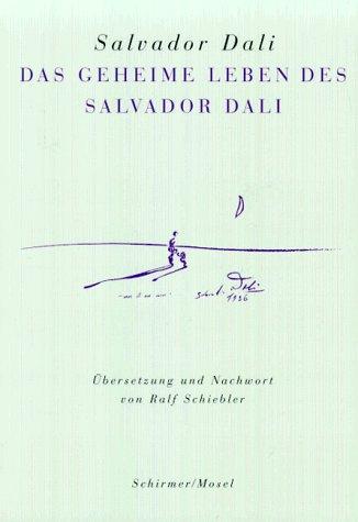 Das geheime Leben des Salvador Dali