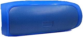 Charge 4 Portable Wireless Bluetooth Speaker With Powerful Bass - Blue