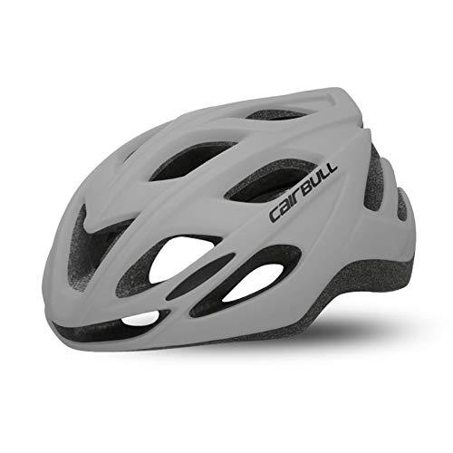 Mountain Bike Helmet Cycling Bicycle Helmet Sports Safety Protective Helmet Comfortable Lightweight Breathable MTB Helmet For Adult Men&Women (55-61CM)
