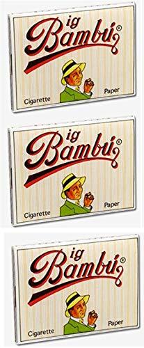 Big Bambu Rolling Papers (3 Packs) (Original Version)