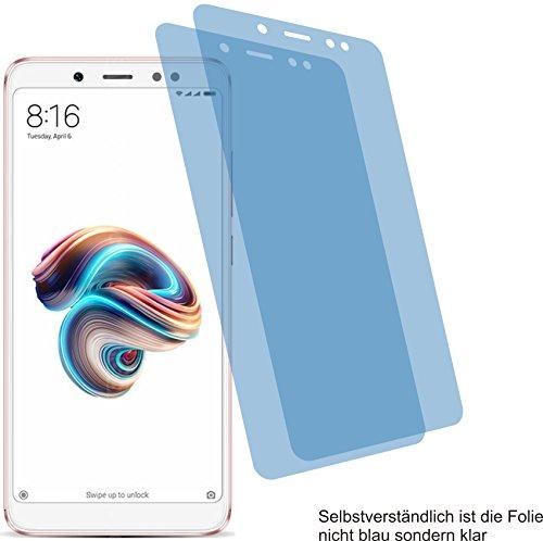4ProTec I 2X ANTIREFLEX matt Schutzfolie für Xiaomi Redmi Note 5 Pro Bildschirmschutzfolie Displayschutzfolie Schutzhülle Bildschirmschutz Bildschirmfolie Folie