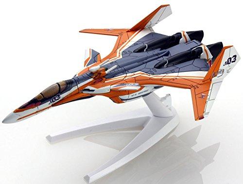 メカコレクション マクロスシリーズ マクロスデルタ VF-31E ジークフリード ファイターモード (チャック・マスタング機) プラモデル