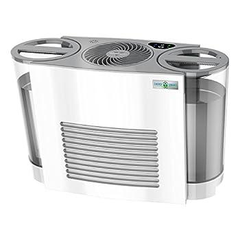 Vornado EVDC500 Energy Smart Evaporative Humidifier with Automatic Shut-off 2 Gallon Capacity LED Display