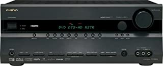 Onkyo TX-SR606 7.1 Channel Home Theater Receiver (Black) (Discontinued by Manufacturer)