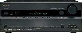 Onkyo TX-SR606 7.1 Channel Home Theater Receiver  Black   Discontinued by Manufacturer