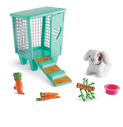 American Girl WellieWishers Carrot and Hutch Toy
