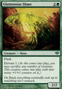 Magic The Gathering Gluttonous Slime
