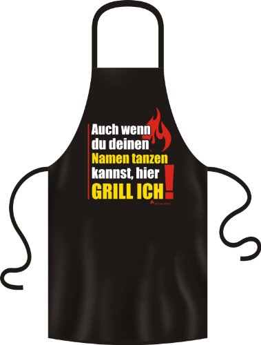 Rahmenlos BBQS 1850 No-Compromise Grillschürze