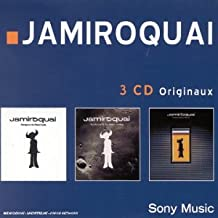 Coffret 3 CD : Emergency On Planet Earth / The Return Of The Space Cowboy / Travelling Without Moving
