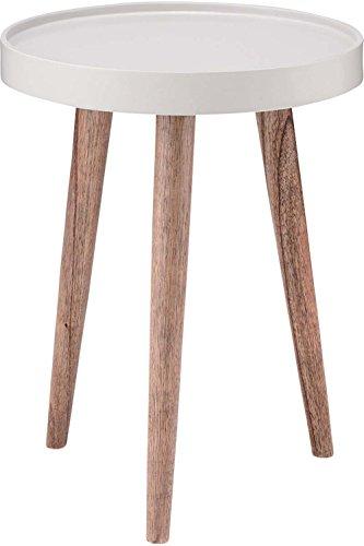 AZUMAYA トレーテーブル 幅35cm シンプル NW-723