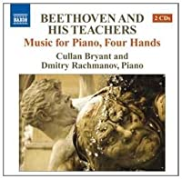 Beethoven: Complete Four-Hand Piano Works by Cullan Bryant (2011-03-29)
