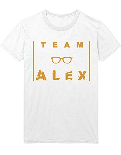 T-Shirt Orange is The New Black Team Alex C210038 Weiß XXL
