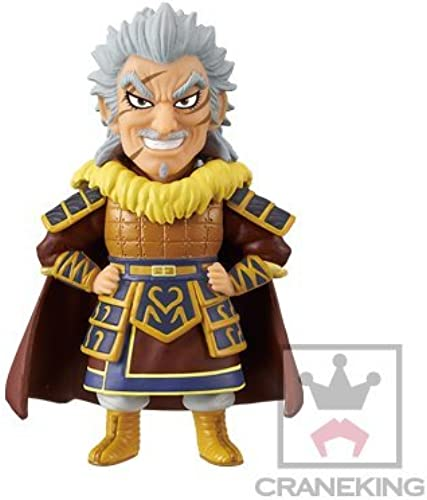KINGDOM Kingdom World Collectible figures vol.4 KD-19 Lian Po - consecutive - separately