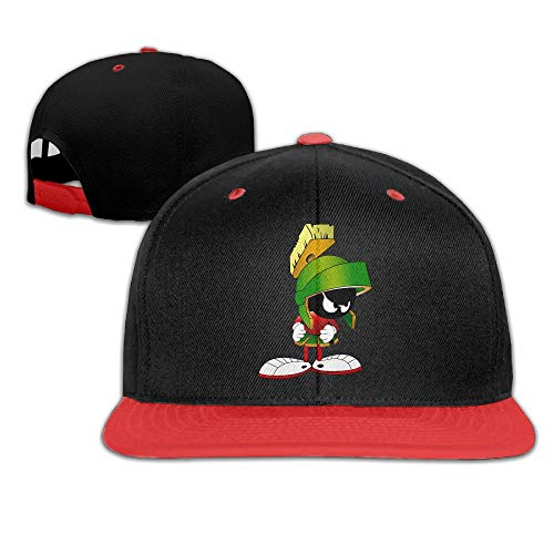 Ogbcom Marvin The Martian Snapback Adjustable Hip Hop Baseball Cap/Hat for...
