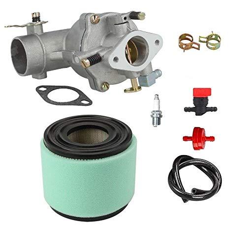 MDAIRC Carburetor 390323 394228 299169 for Briggs & Stratton 7HP 8HP 9HP Engines Troybilt Carb Tiller Mower Carb Toro Snowblower 293950 394514