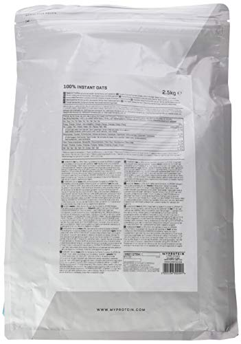 Myprotein Instant Oats Vanilla, 1er Pack (1 x 2.5 kg) - 4