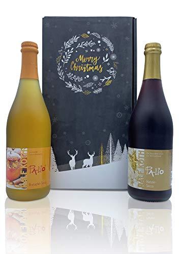Geschenkset Weihnachten Bratapfel und Natale Secco