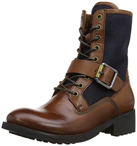 G-Star Footwear Trooper Strap, Boots Femme - Marron (44A DK Brown), 38 EU