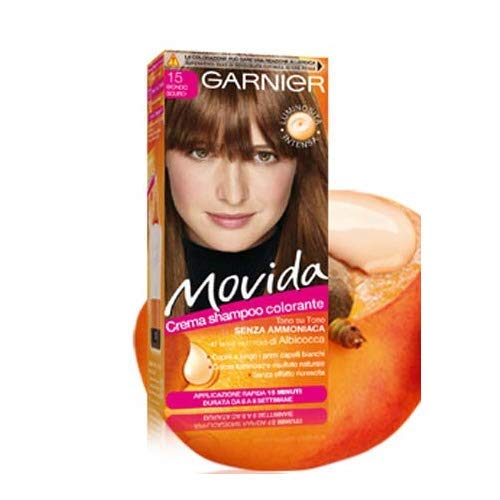 Haarfärbemittel colorazione semi permanente movida n 15 biondo scuro