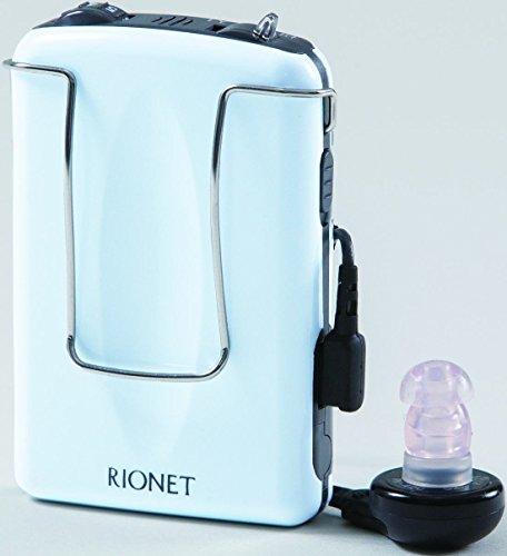 リオン ポケット型 デジタル補聴器 HD-70