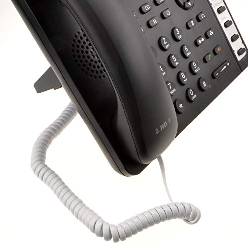 Teléfono Auricular Spire RJ10 Clavija A RJ10 Clavija Cable Cable Blanco 2 m [2 metros/2m]