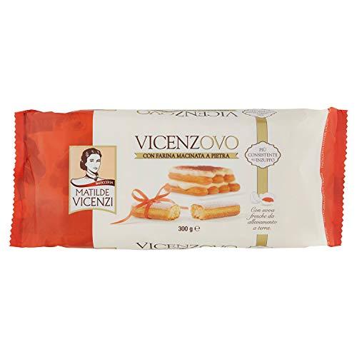 Matilde Vicenzi Savoiardi Vicenzovo Kekse für kuchen tiramisù Löffelbiskuits 300g