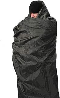 Snugpak Oversized Jungle Survival Blanket - Insulated, Lightweight, Water Repellent Polyester, Olive