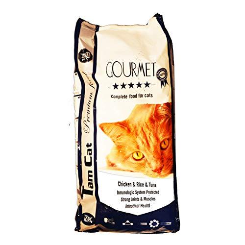 JLN PIENSO para Gatos Premium Gourmet (atún y Pollo) 18KG