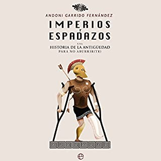 Imperios y espadazos [Empires and Swords] audiobook cover art