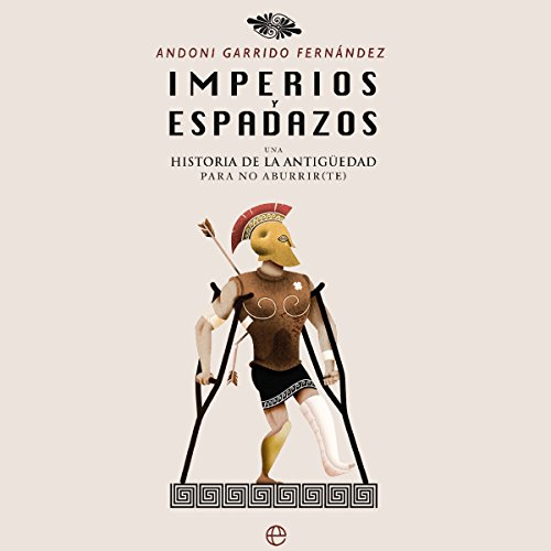 Imperios y espadazos [Empires and Swords] audiobook cover art