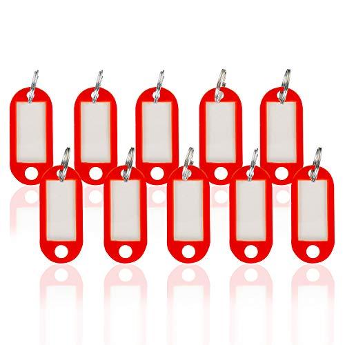 WINTEX 100 llavero rojo/robusto y resistente a la intemperie, viene con la...