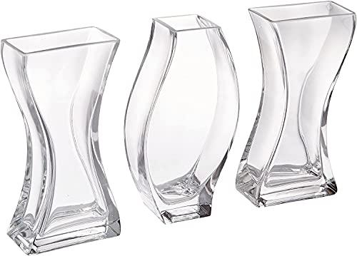 Weddingstar 8246 Unity Sand Zeremonie Nesting Vase Set 3-teilig
