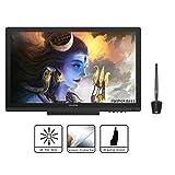 Huion KAMVAS GT-191 Tabletas gráficas de 19.5 pulgadas Monitor de dibujo digital con pantalla de lápiz HD con 8192 niveles...