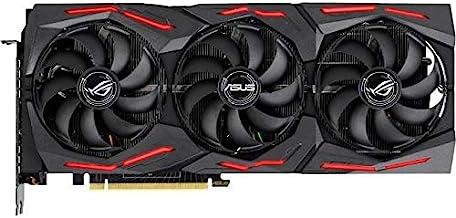 ASUS ROG Strix GeForce RTX 2080 Super Advanced Overclocked 8G GDDR6 HDMI DP 1.4 USB Type-C Gaming Graphics Card (ROG-STRIX...