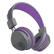 Kids Headphones, JLab Audio JBuddies Studio Kids Wireless Headphones - Headphones For Kids with 13 H...