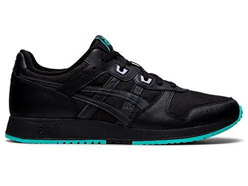 ASICS Men's Lyte Classic Shoes, 9.5M, Black/Black