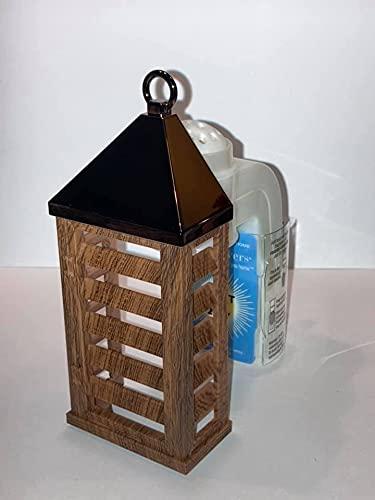 Wallflowers Bath Body Works Fragrance Plug Wood Lantern Nightlight