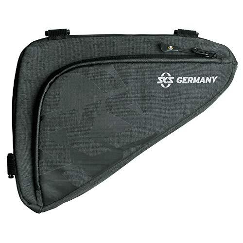 SKS Unisex– Erwachsene Traveller Edge Packtasche, schwarz, 1size