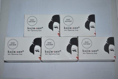 Kojie San Skin Lightening Soap 5-pack, 135g by Kojie San
