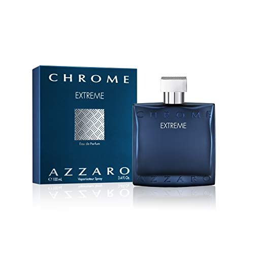 Azzaro Chrome Extreme eau de parfum spray 100 ml