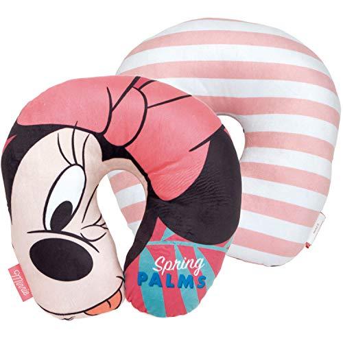 Arditex Coussin de Cou réversible modèle Minnie Mouse