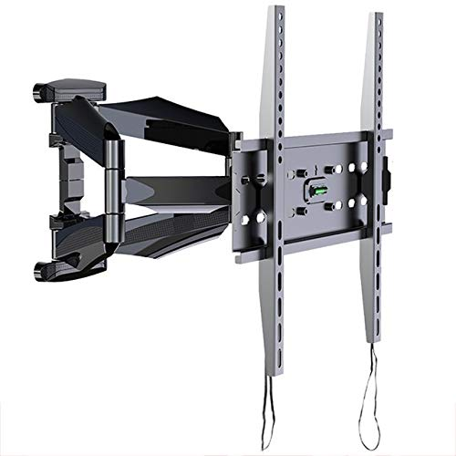 Wall-Mounted TV TV Wall Mount Swivel Tilt TV Bracket Monitor Holder TV Rack with Full Motion Articulating Extension Arms (Color : 26 55inch wmx002)