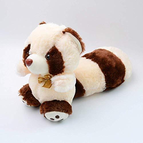 meilishop Peluches Niños Felpa Regalo Encantador 45Cm Big Raccoon Tail Koala Peluche Muñeca Almohada Reina Regalo De Cumpleaños