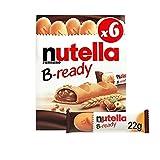 NUTELLA - B-Ready 132G - Lot De 4 - Vendu Par Lot