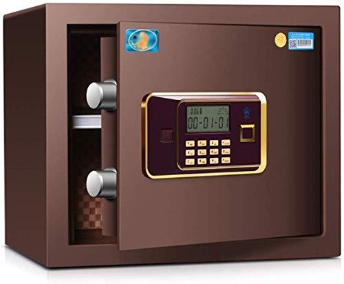 Kluisvrije veiligheid digitaal Home met toetsenbord handmatige afdekking knop geschikt voor familie of op reis 35X25X25Cm meubelkluis