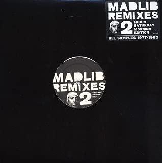 Madlib Remixes 2 -1980s Saturday Morning Edition