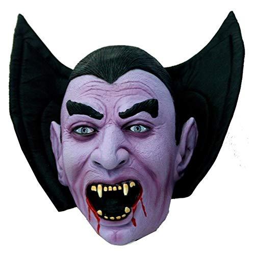 JNKDSGF Horrormasker Vampire Werwölfe Horror Masker Kostuumparty Cosplay Rekwisieten Griezelig Masker voor Halloween, Terror Zombie