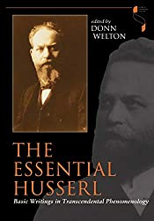 The Essential Husserl: Basic Writings in Transcendental Phenomenology Book Cover