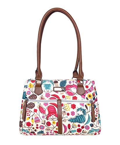 Lily Bloom Francis Satchel Bag, LoveCats